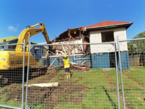 Demolition Contractors Brisbane