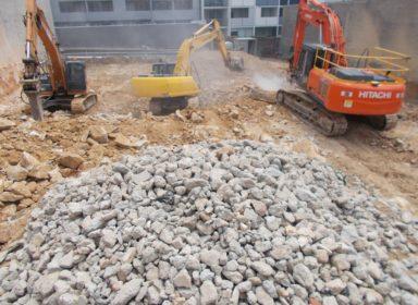 Hire an excavator in brisbane
