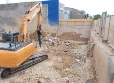 house demolition - Arthur Street Fortitude Valley brisbane - 22-30 Arthur Street Fortitude Valley