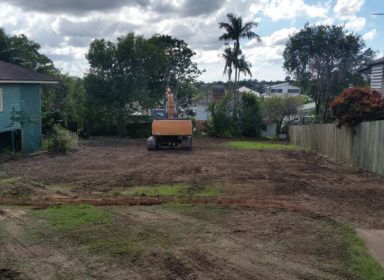 Demolition - Cannon Hill Queensland