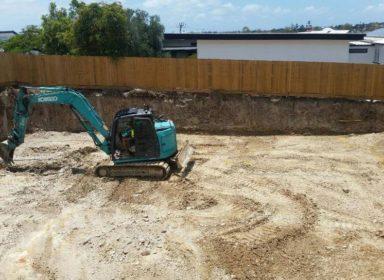 Demolition Job Morningside near Brisbane Queensland